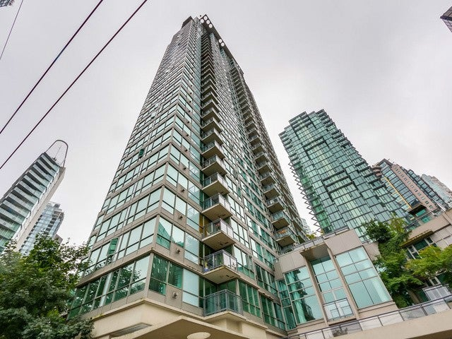 # 1004 1328 W PENDER ST - Coal Harbour Apartment/Condo for sale, 1 Bedroom (V1092334) #1