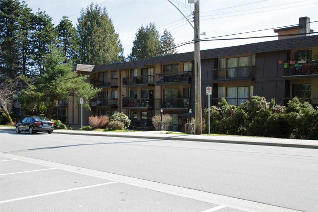 216 1000 KING ALBERT AVENUE - Central Coquitlam Apartment/Condo for sale, 1 Bedroom (R2153352) #1